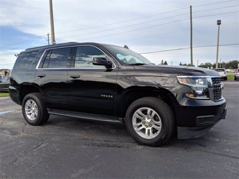 Certified Pre-Owned 2020 Chevrolet Tahoe LS